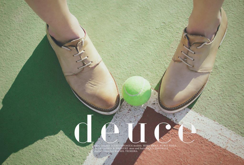 """Editorial: """"Deuce"""""""