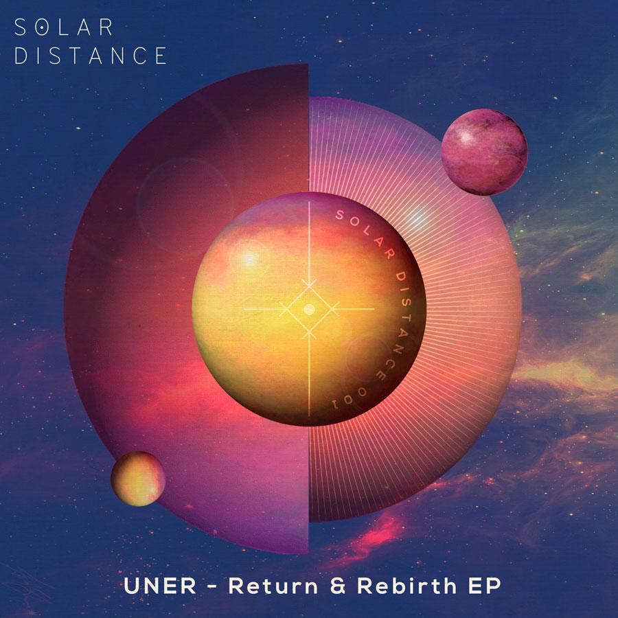 Solar Distance nuevo sello de UNER