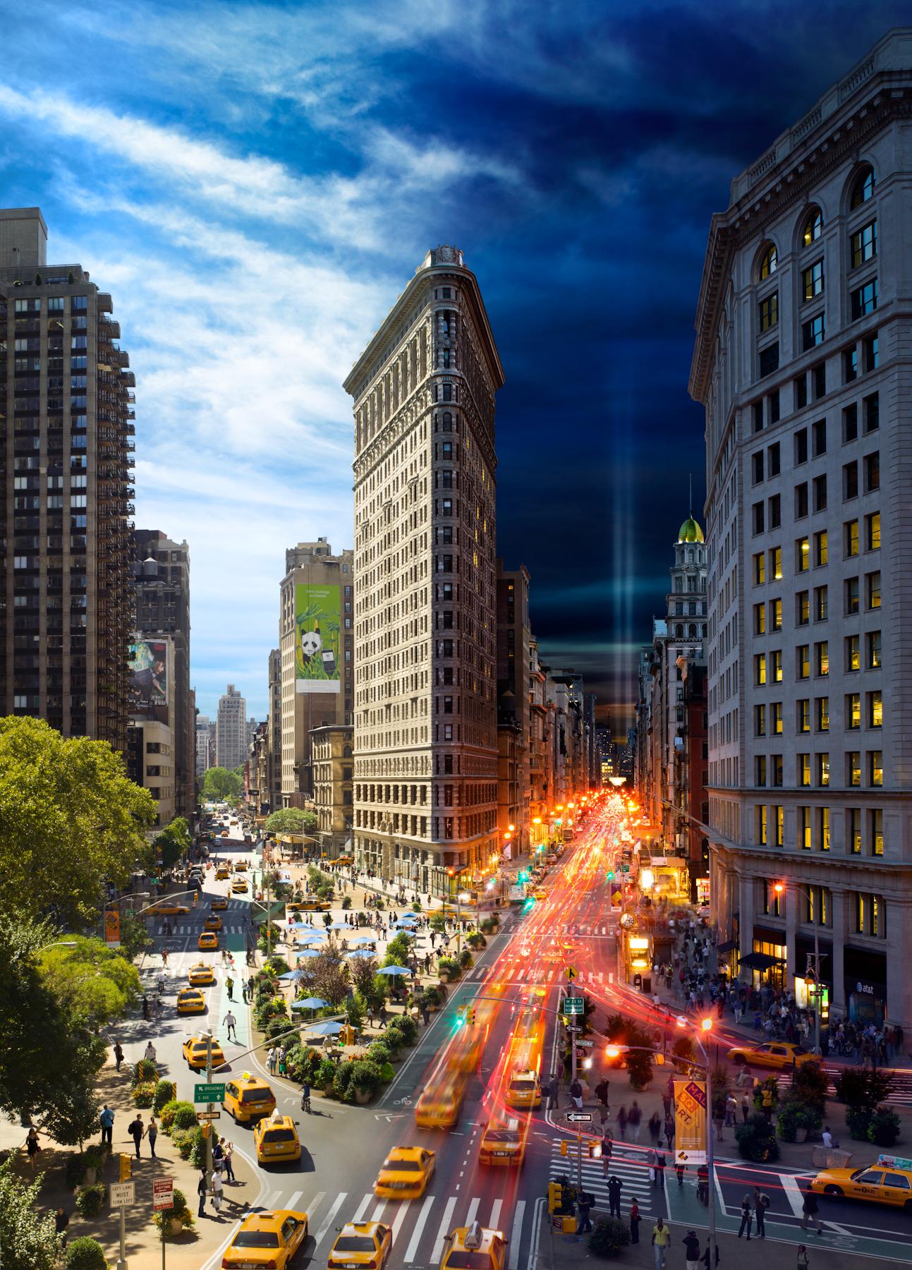 Flatiron Building, Nueva York