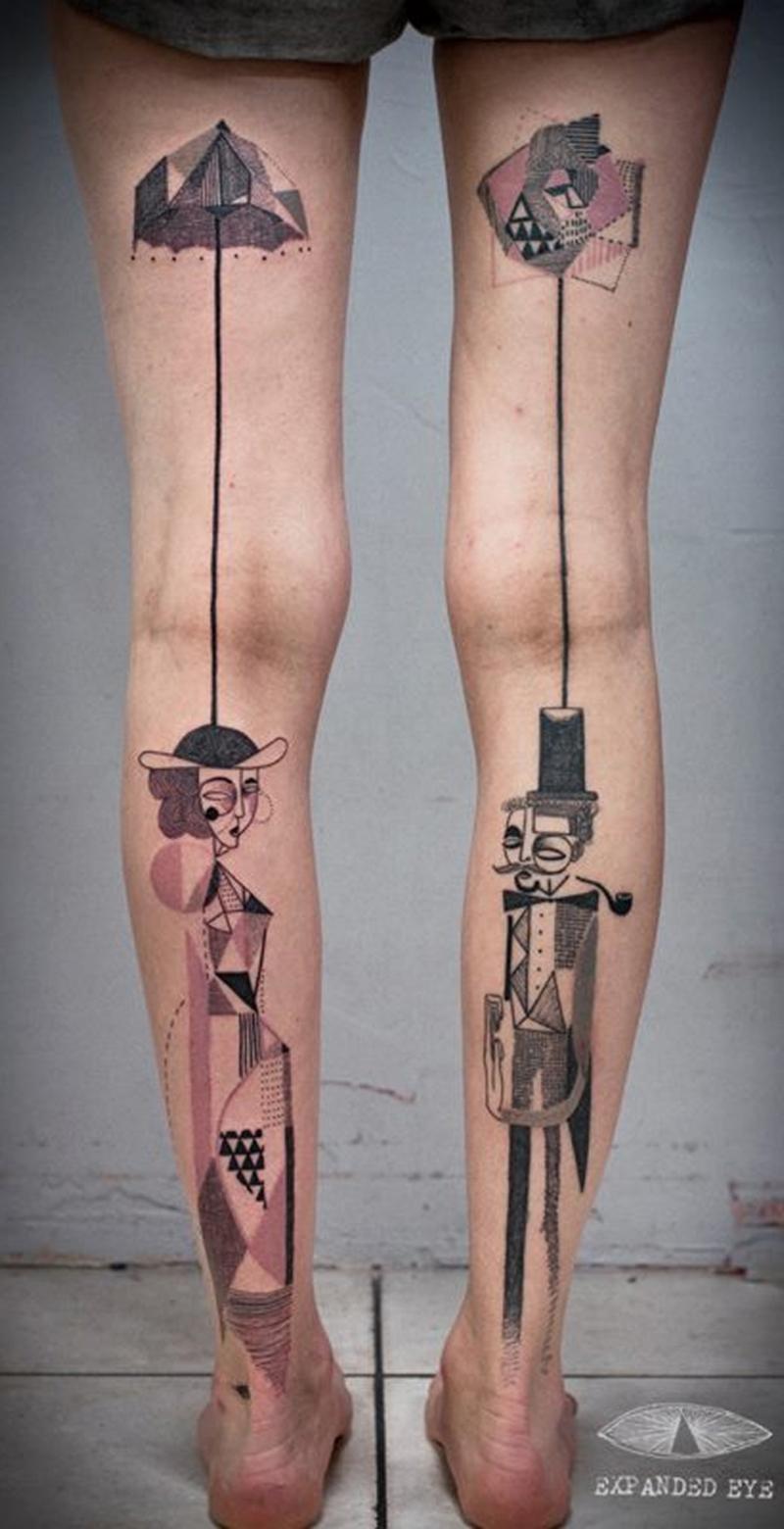 Tatuajes Musica Electronica tatuajes que marcaron tendencia en 2015 - urbans mag