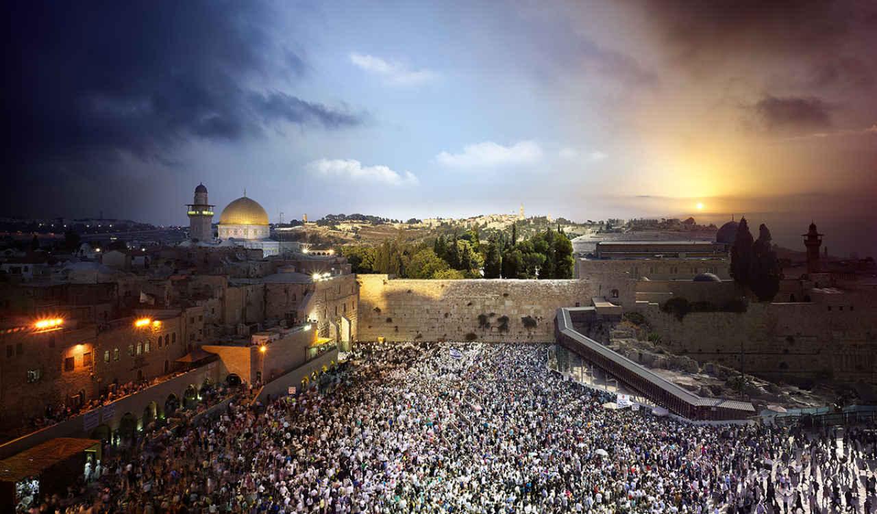 Muro de las Lamentaciones, Jerusalem