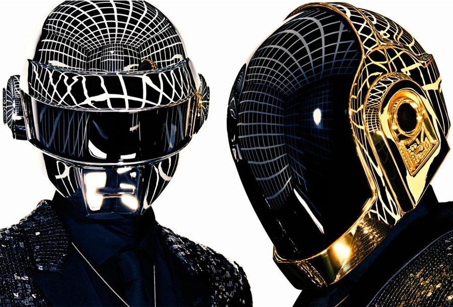 Reportaje a Daft Punk