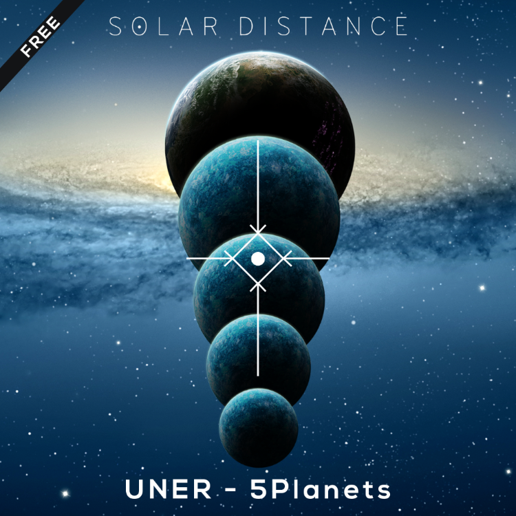 5planets - Uner