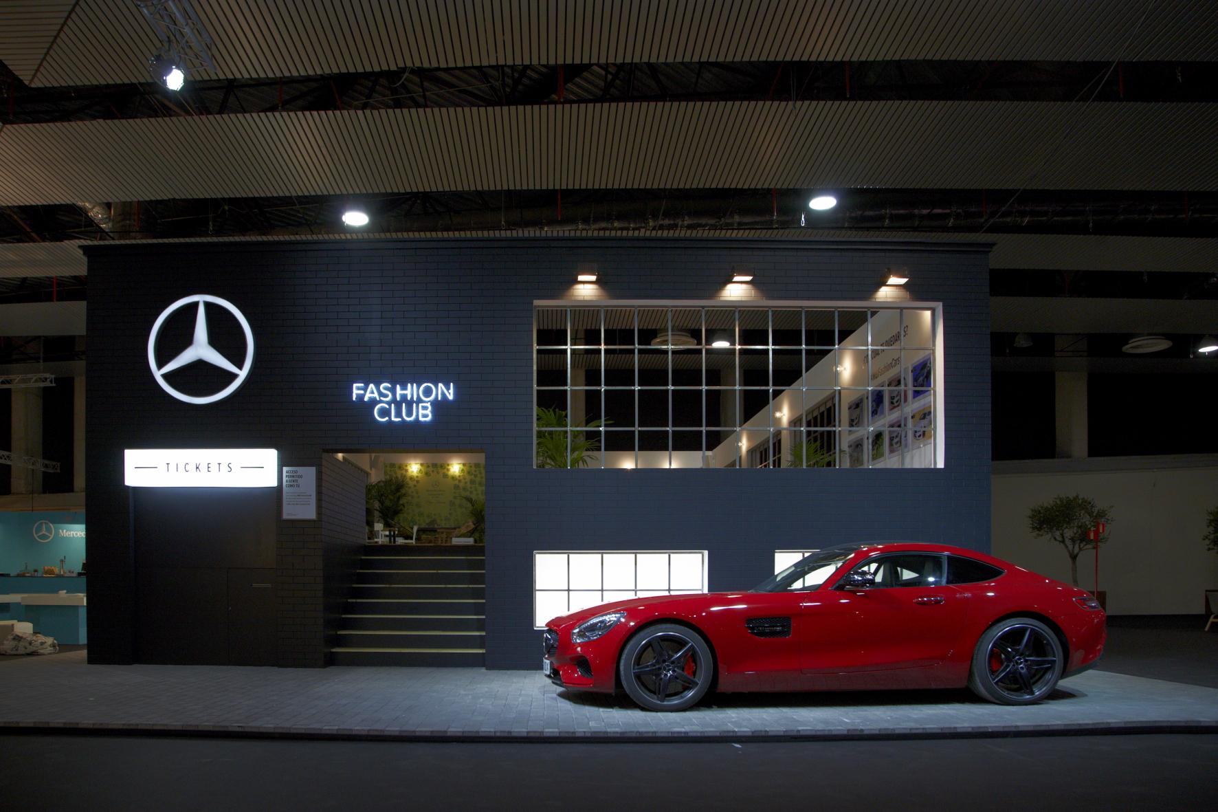 Mercedes Benz Fashion Club