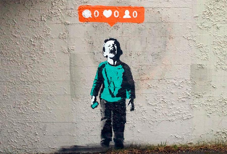 La cultura de las redes sociales en el Arte Urbano