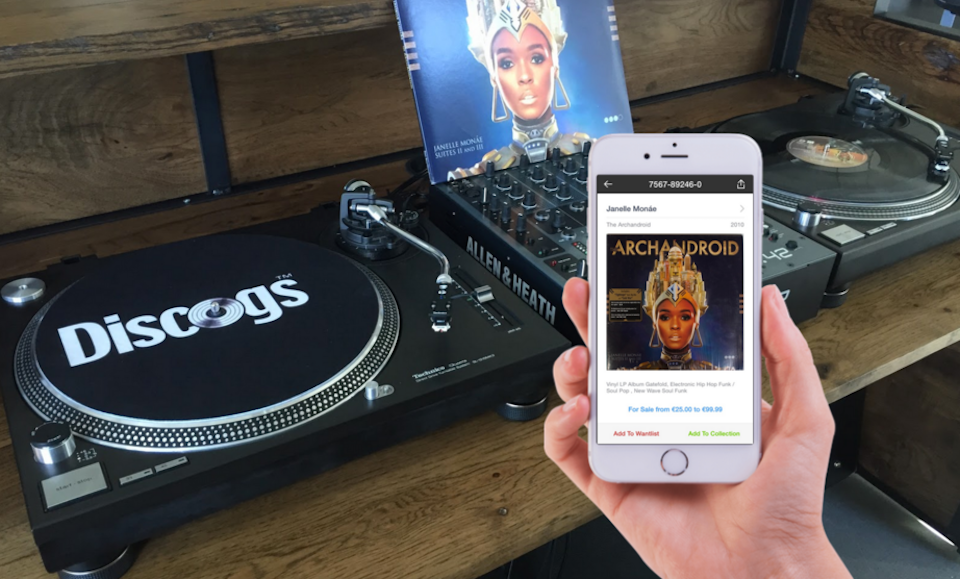 discogs-app-record-store
