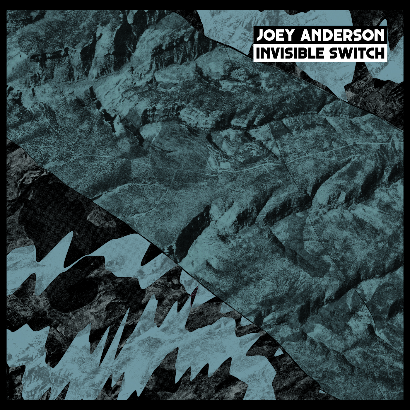 Joey Anderson (2) – Invisible Switch (Dekmantel)