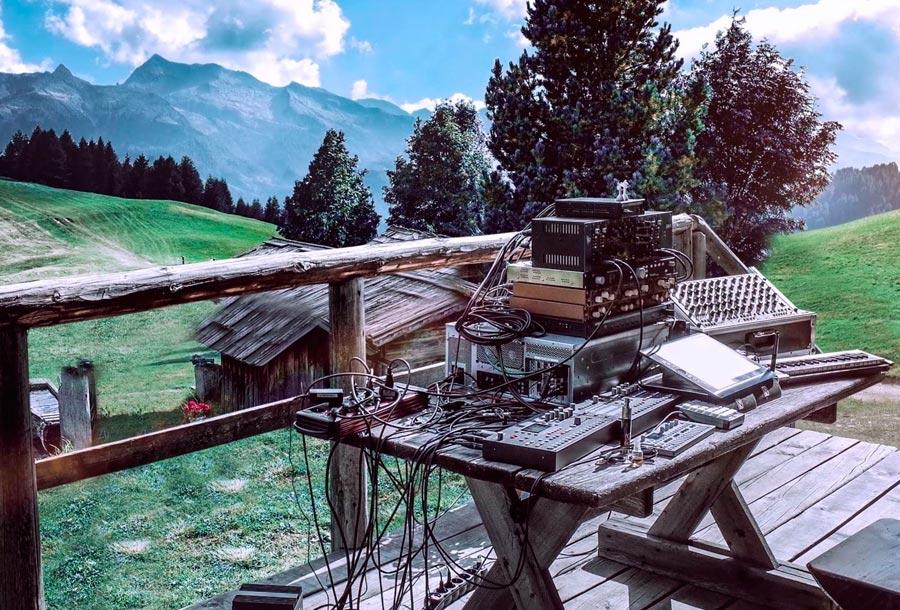 Ascensión a Alpe Lusia