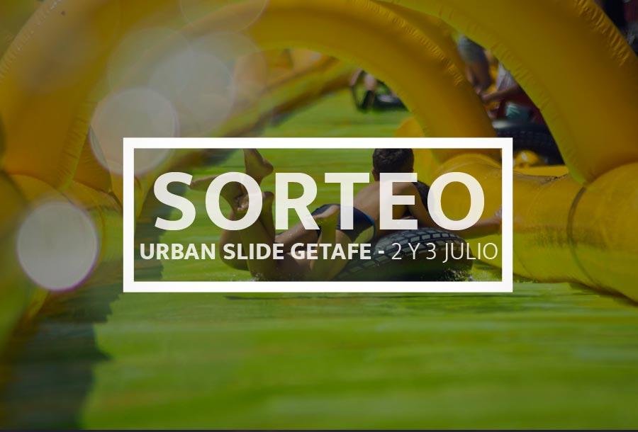 Urban Slide getafe
