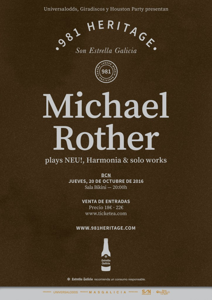 Michael Rother Barcelona