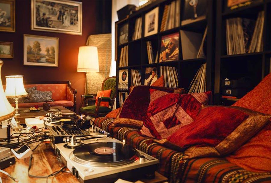 Las Livingroom Sessions de Kasheme