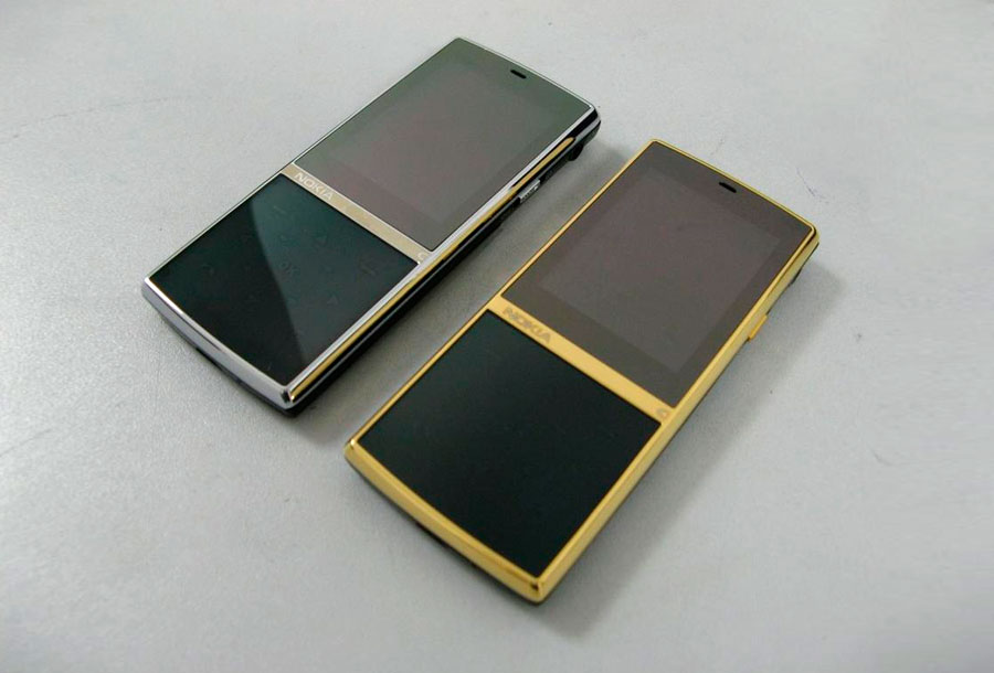 Nokia Aeon prototipo del 2006