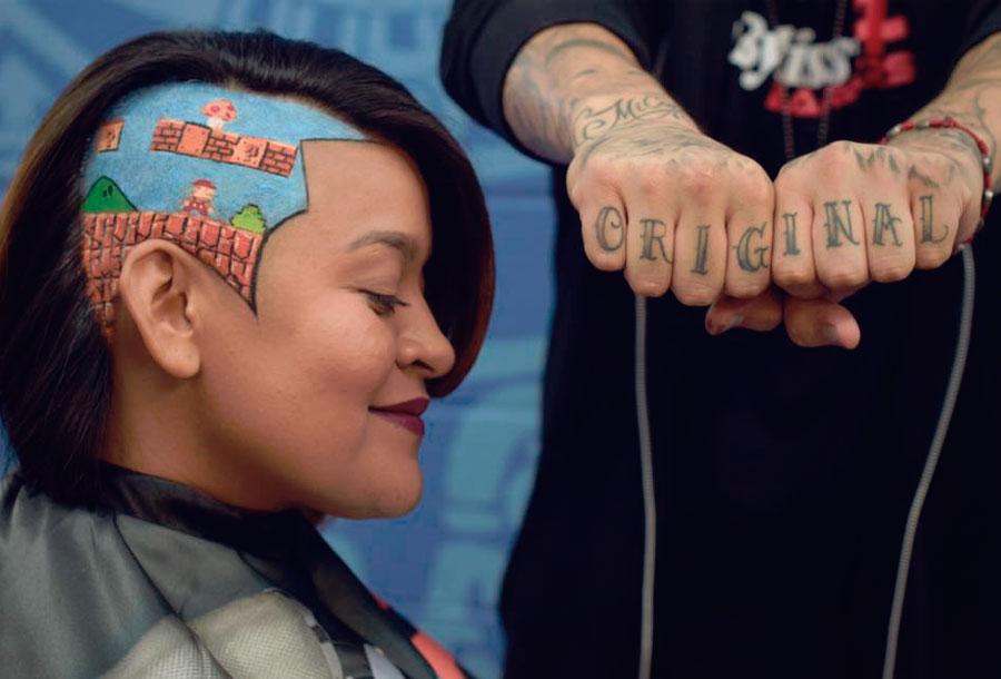 Rob The Original, una barbería diferente