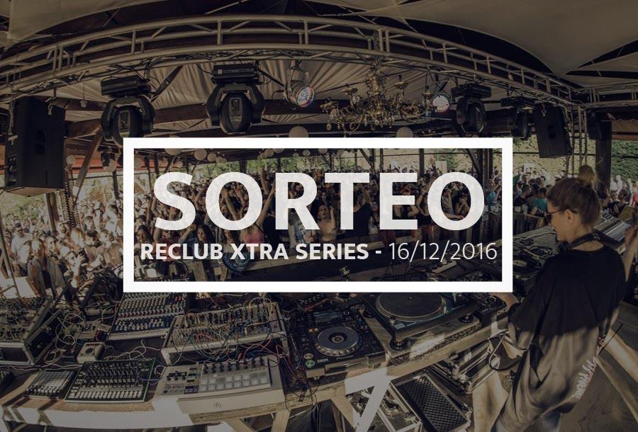 Sorteo Reclub Xtra Series – Sonja Moonear