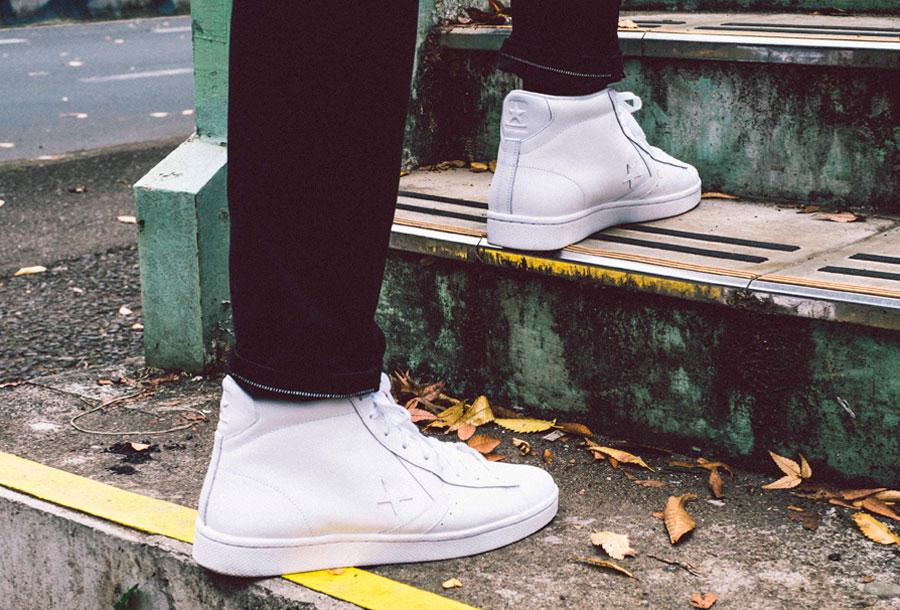 <em>Converse Pro Leather &#8217;76</em>, las zapatillas que no pasan de moda