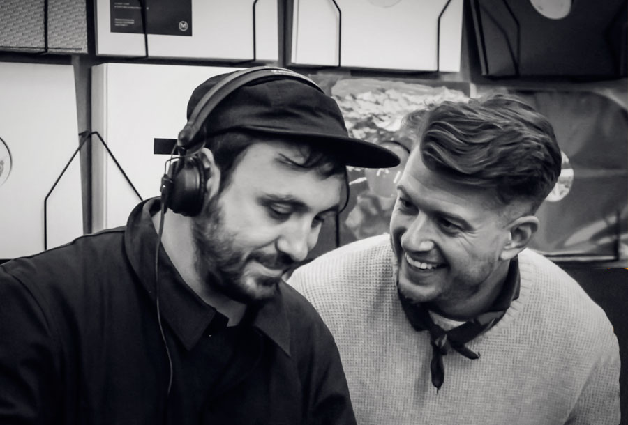 "John Talabot y Axel Boman anuncian su álbum debut: ""The Night Land"""