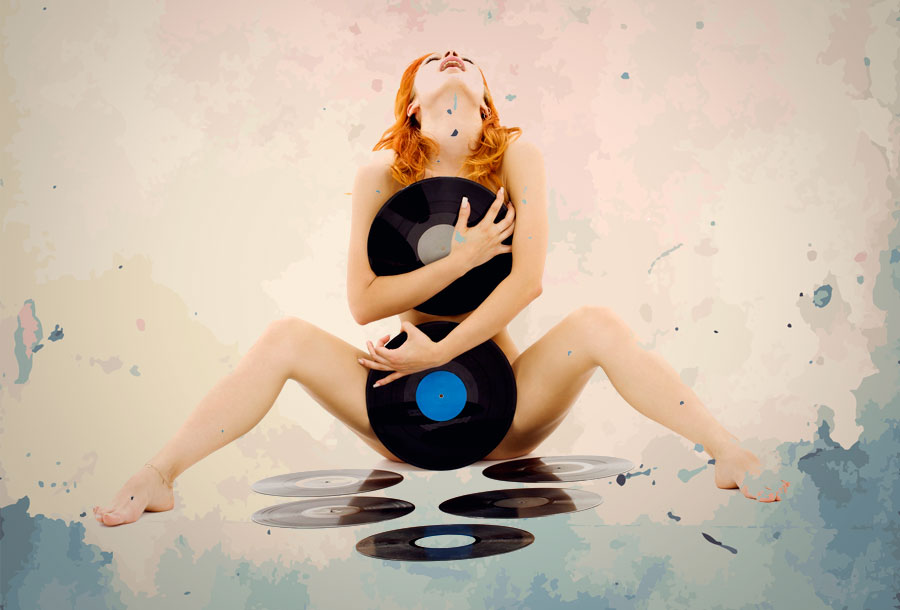 Música y sexo: Orgasmos de piel