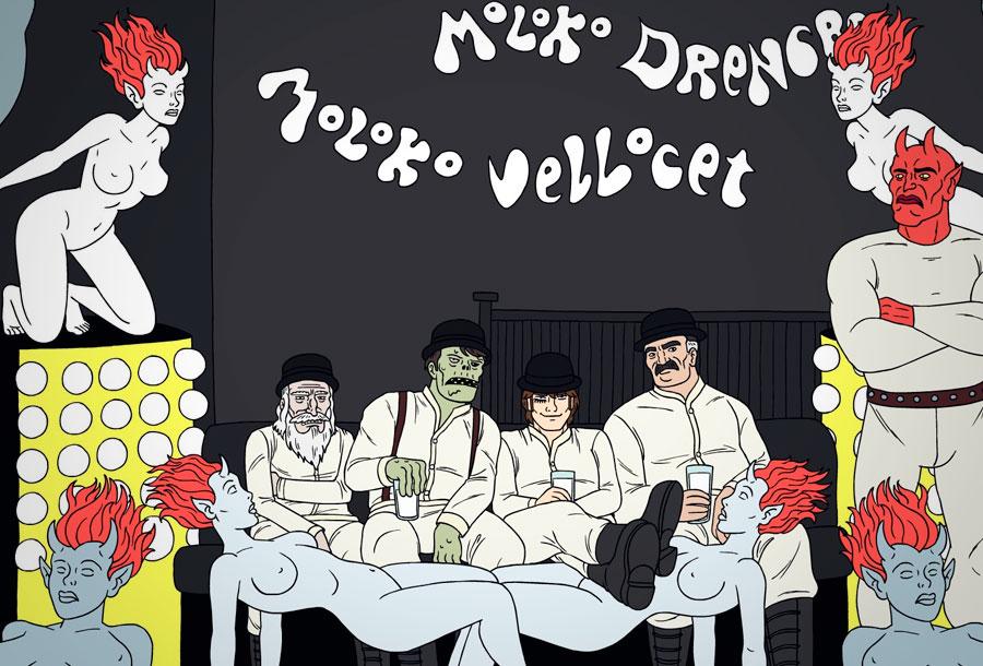 Dibujos animados que dejaron de ser cosas de niños