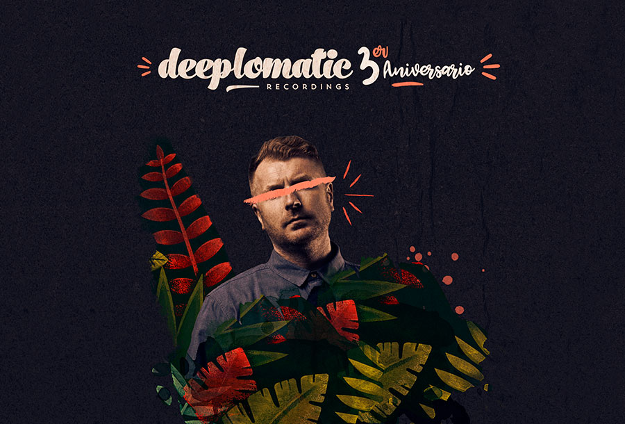 El sello Deeplomatic Recordings celebra su III aniversario