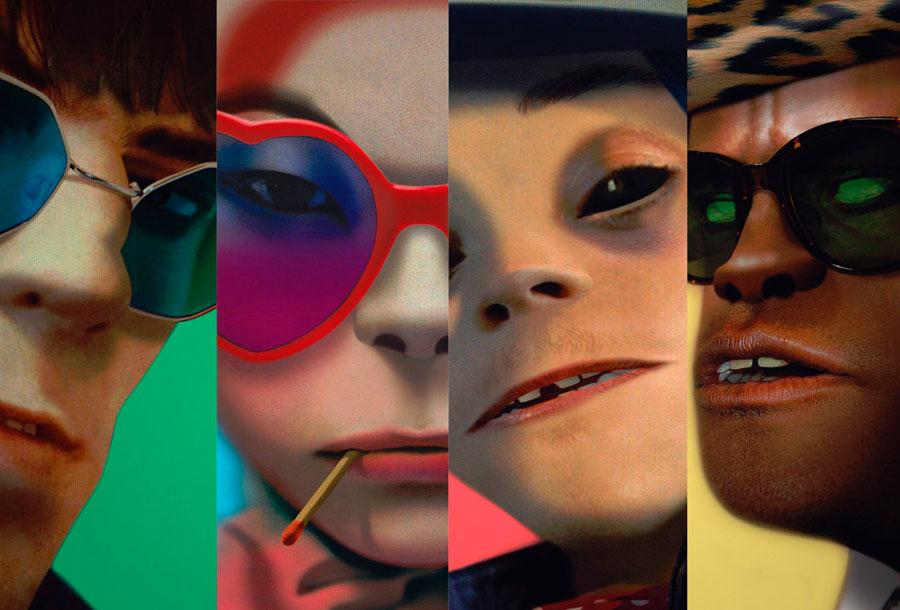 <em>Humanz</em>, el nuevo álbum de Gorillaz donde hip hop y electrónica se encuentran