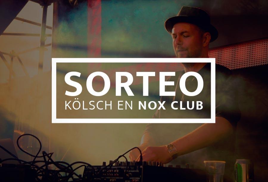 Kölsch invitado de NOX para una nueva cita en LAB