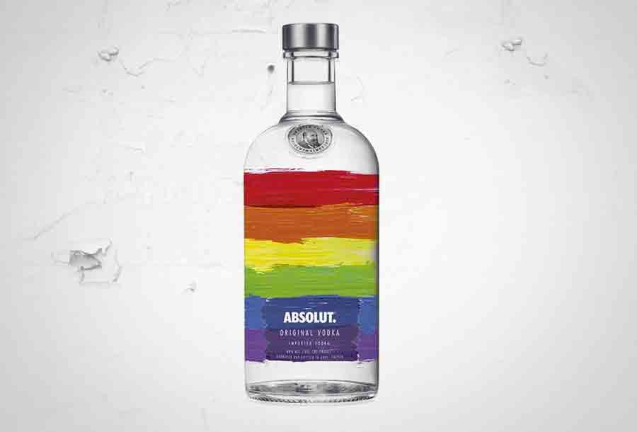 Absolut Rainbow celebra el Orgullo