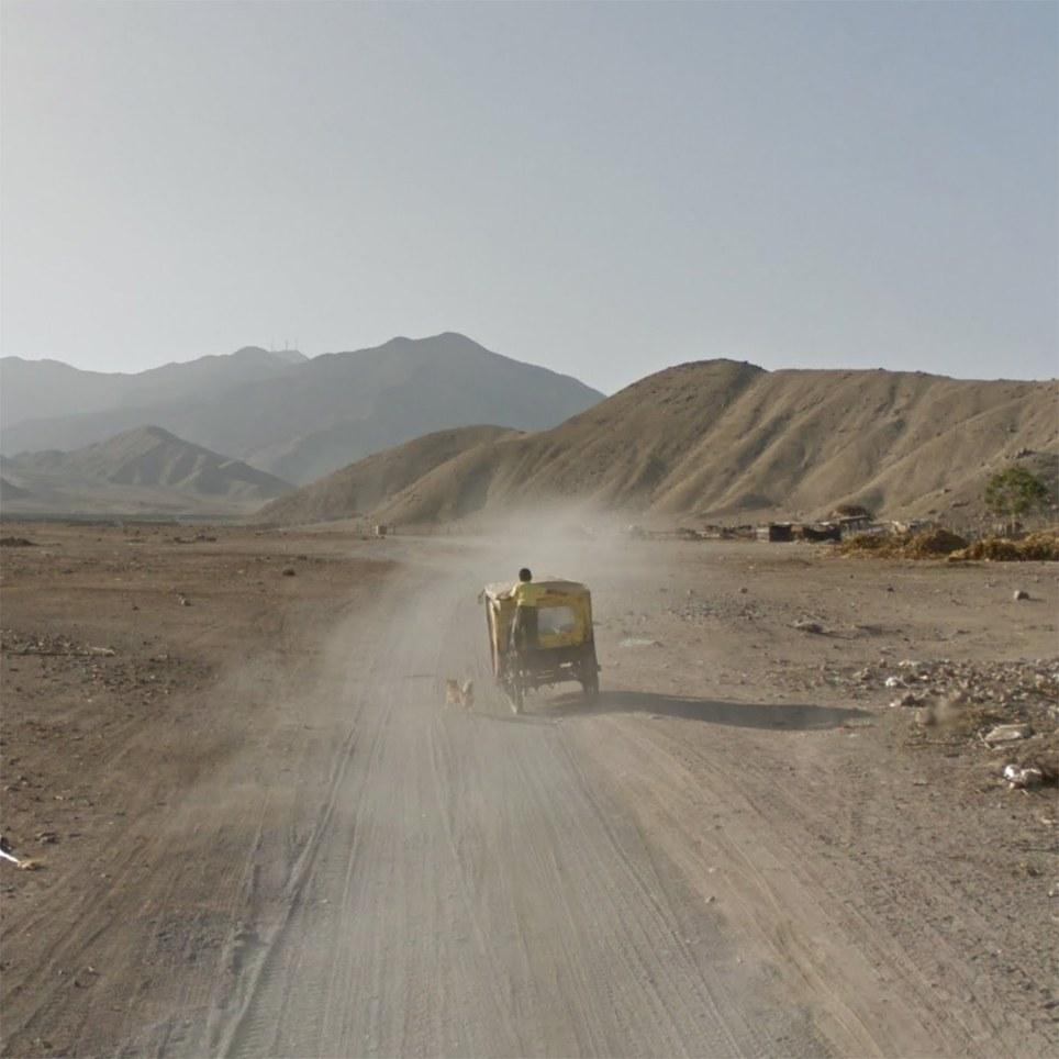Roldan, Perú. Google Street View