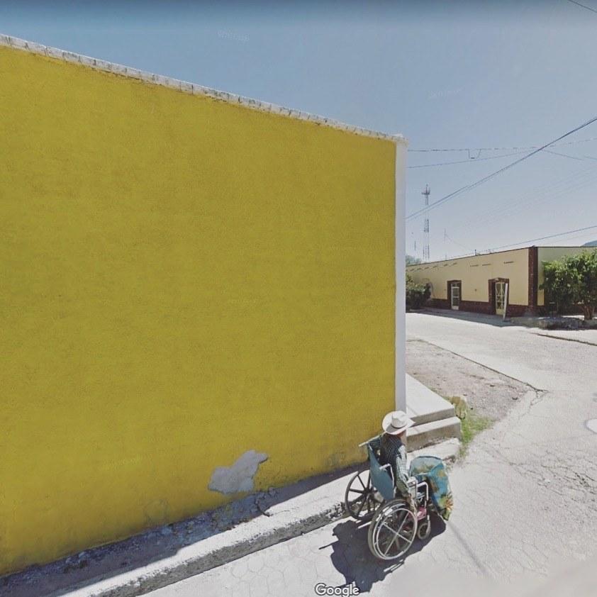 Durango, México. Google Street View