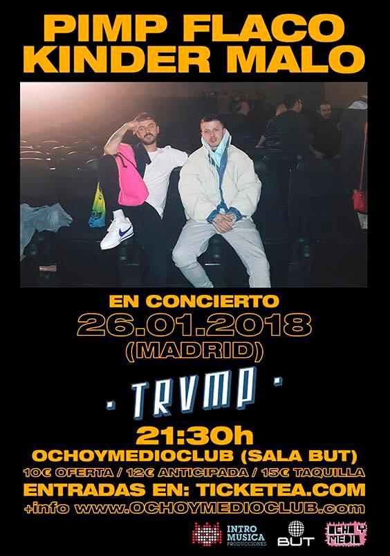En concierto en Madrid