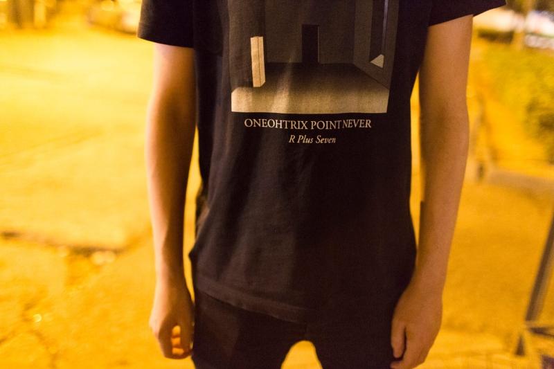 Camiseta público