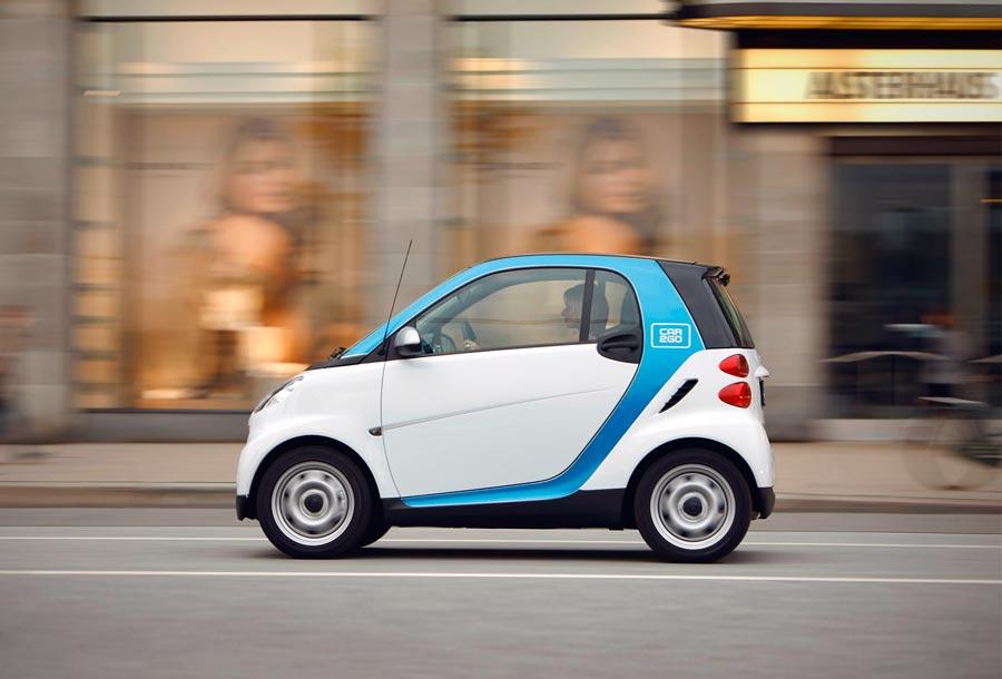 Car2Go: Desplázate de forma ecológica por tu ciudad