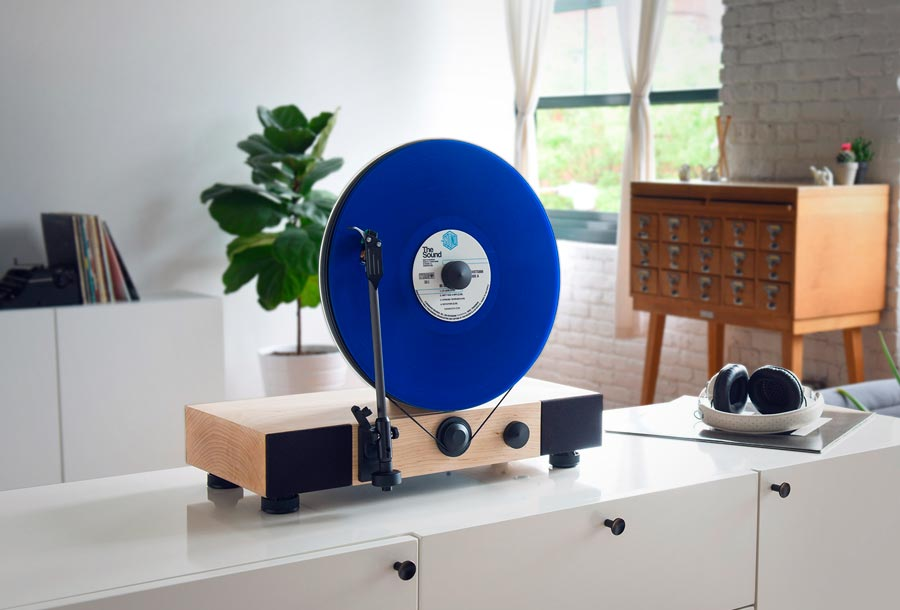 <em>Gramovox</em>, un tocadiscos con mucho estilo