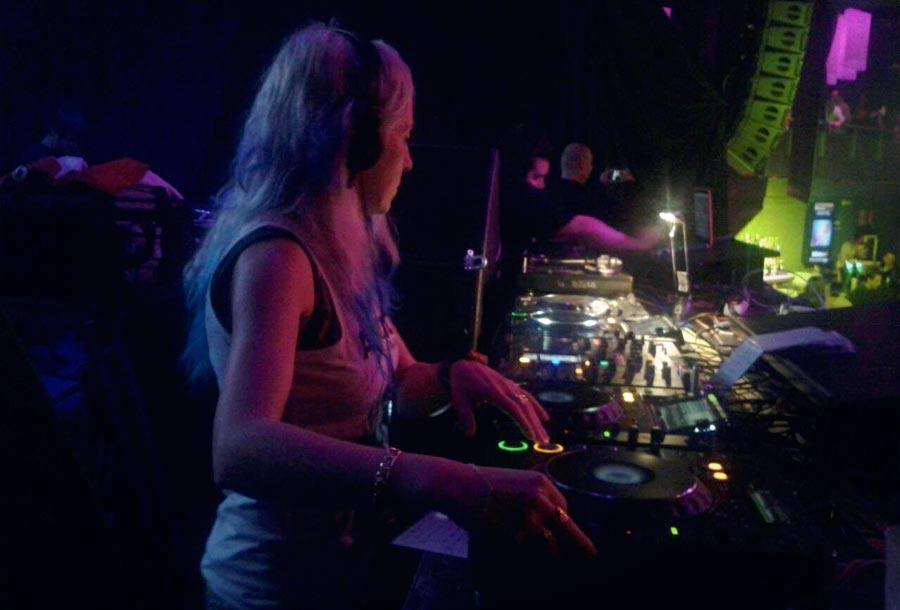 Rosy Specka: <em>No solo techno</em>