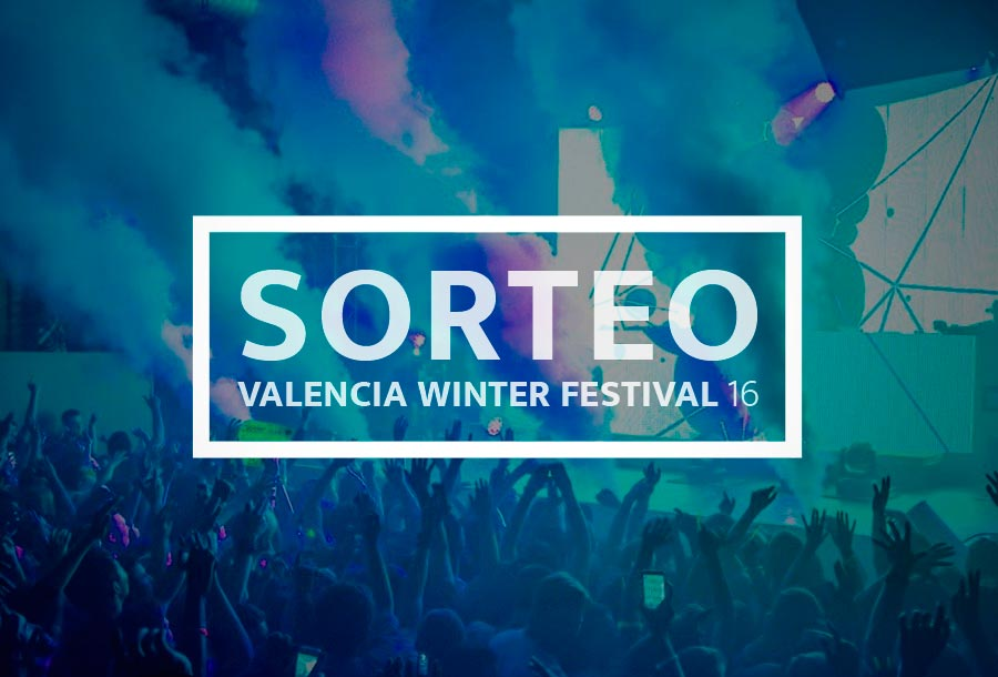 Sorteo Valencia Winter Festival 2016
