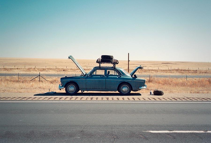 Viajando hacia carreteras secundarias