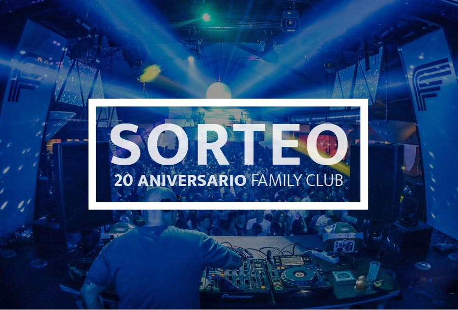 Sorteo Family Club
