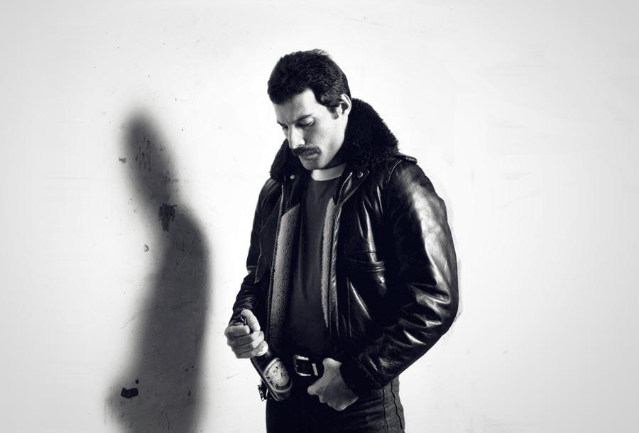 Freddie Mercury, una vida en imágenes