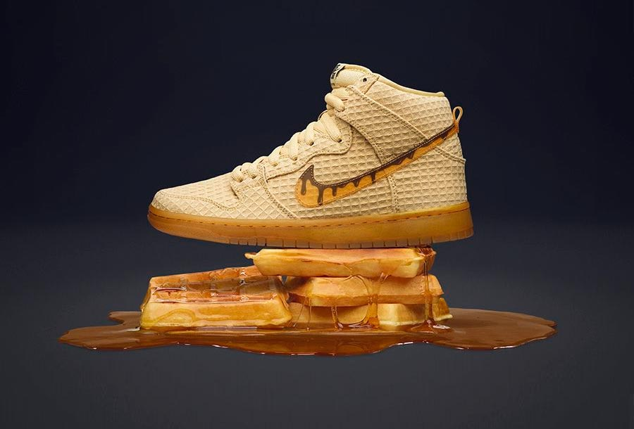 Nike SB Dunk, unas zapatillas para comérselas