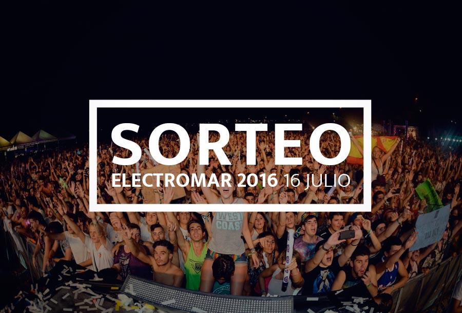 Sorteo Electromar 2016
