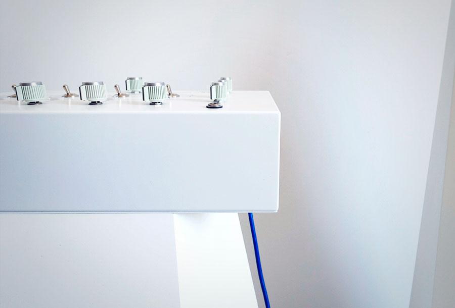 Meza Model Zero: La mesa de mezclas minimalista