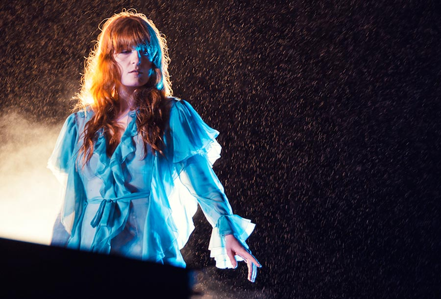 Florence + The Machine Final Fantasy XV