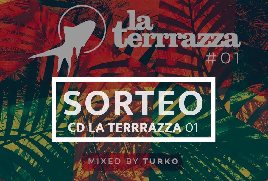 Sorteo CD recopilatorio de La Terrrazza