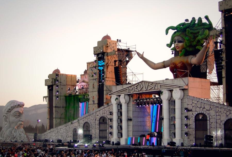 Medusa SunBeach se consolida en el Olimpo de los festivales