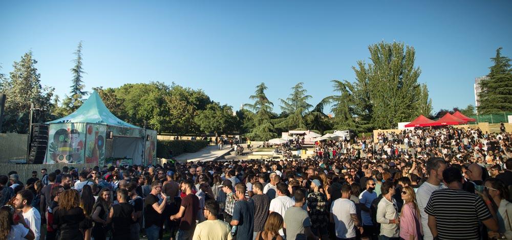 Brunch -In the Park Madrid ya está aquí