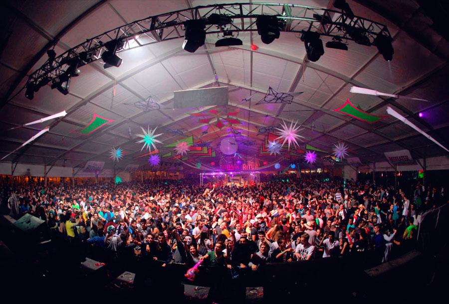 River Sound Festival como telón de fondo para las Fiestas del Pilar 2016