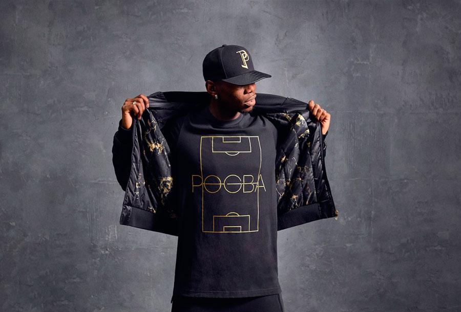 Adidas presenta la colección inspirada en Paul Pogba