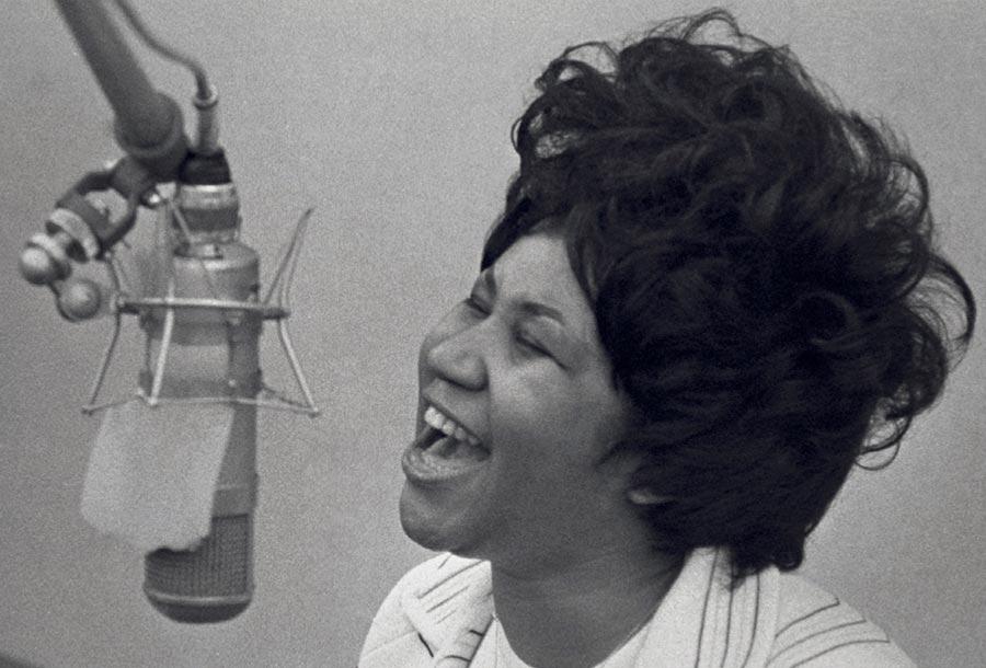 Aretha Franklin, la reina del soul se retira de los escenarios