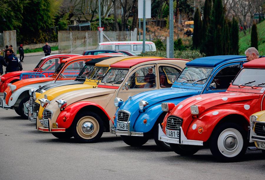 Classic Auto, la historia de los automóviles llega a Madrid