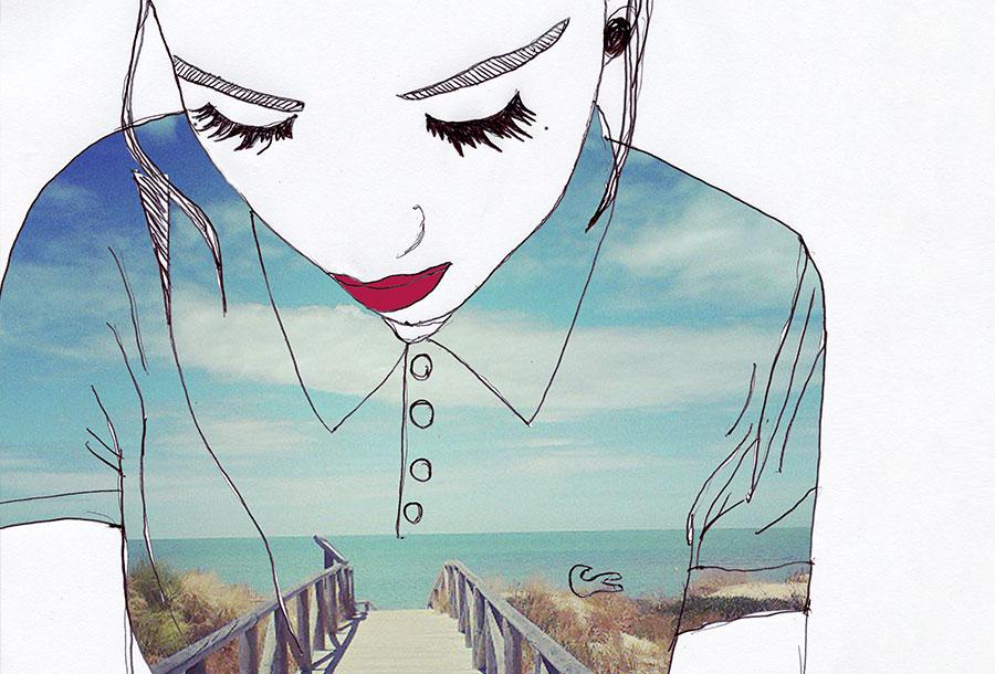 Las ilustraciones de Belén Galo