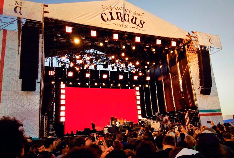 Así vivimos el Motor Circus Festival